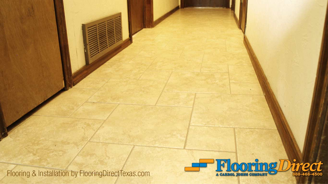 Tile Flooring Install In Plano Texas Flooring Direct