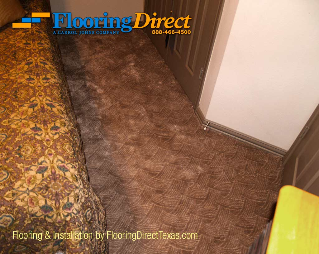 Carpet Flooring Sales and Installation by Flooring Direct in DFW