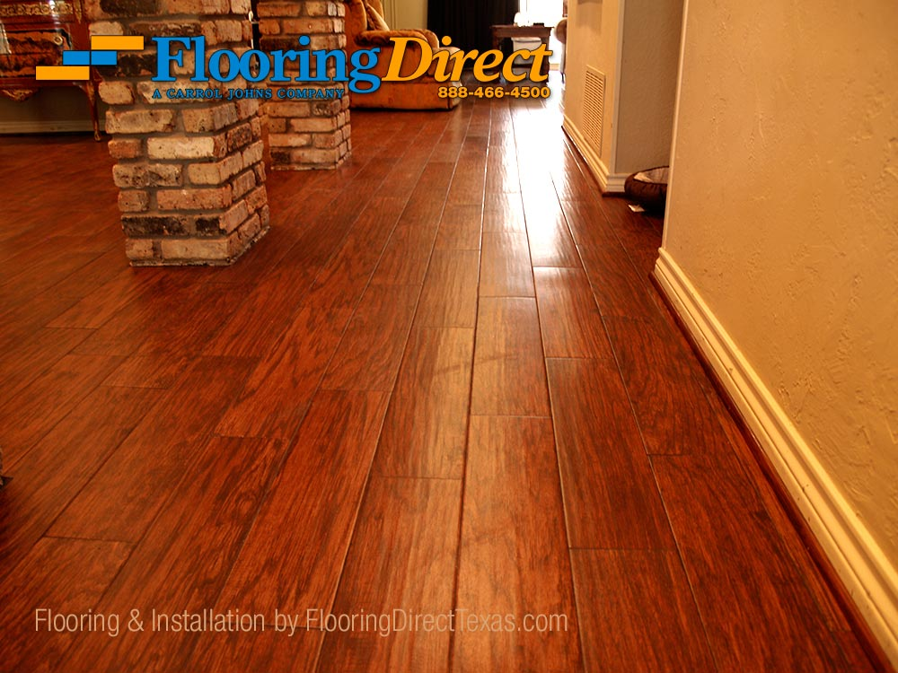 Wood-look Tile is Pet Safe by Flooring Direct