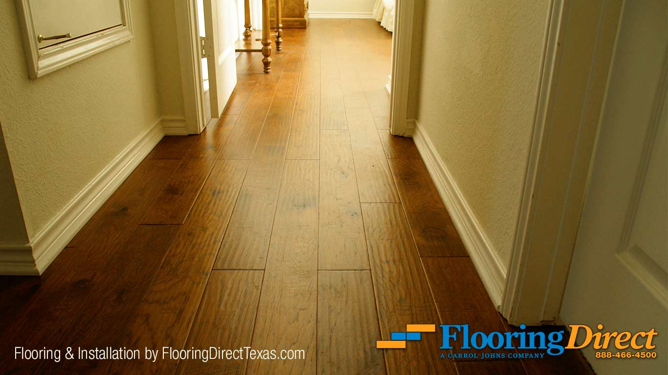 Engineered Hardwood Flooring sold and installed by Flooring Direct