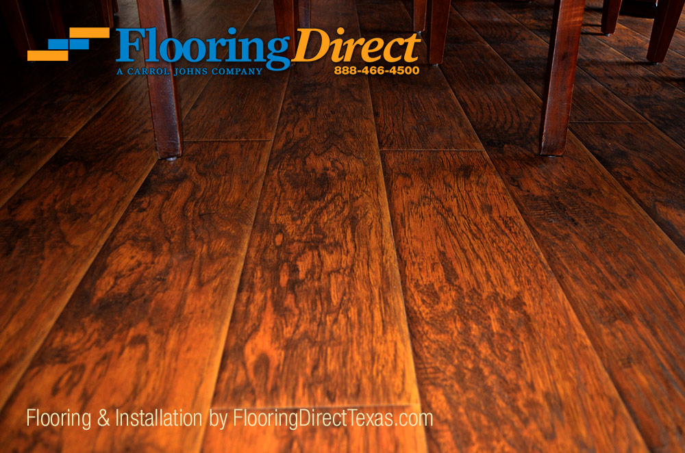 Wood-Look Laminate By Flooring Direct In Dallas