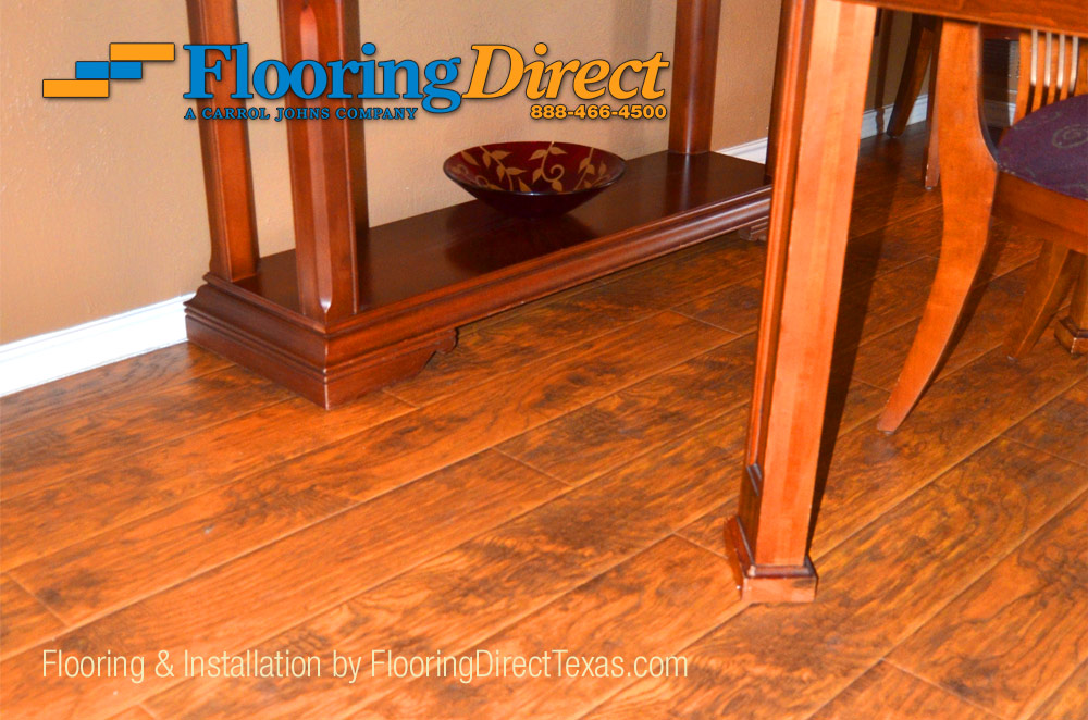 Wood-Look Laminate For That Scratch Resistant Hardwood Floor Look